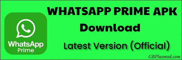 whatsapp-prime-apk