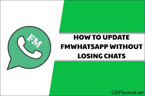 How to Update FMWhatsApp